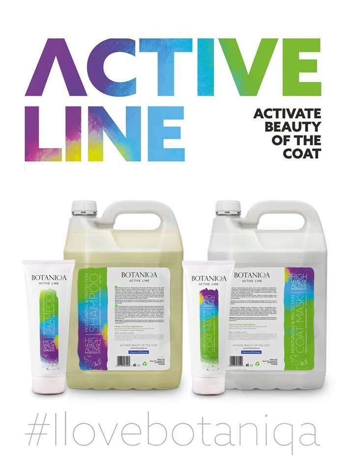 #botaniqa active line